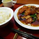 豐韻 - 酢豚セット