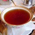神戸にしむら珈琲店 - ☆温かい紅茶もゴクリ(^u^)美味しゅうございます☆