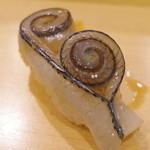弁天山美家古寿司 - 針魚