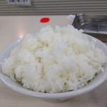 27240621 - ご飯中盛りは+¥50