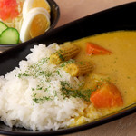 Cafe de RORO - 《インドネシアカレー》