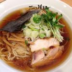 こいけ屋 - 2014/5/13冷しらーめん680円