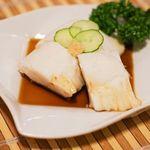 わらゆい - 落花生から作る豆腐です!他では味わえないこだわりの自家製じーまーみ豆腐