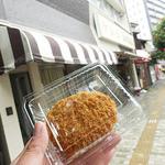 肉の池田屋 - コロッケ(70円)
