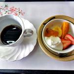 出羽屋 - 朝食