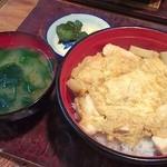 そば処 丸屋 - 親子丼