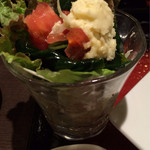 大戸屋 - サラダ。