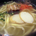 がちまや - 料理写真:沖縄そば850円