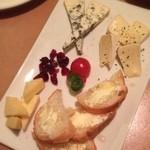 IVIZA - チーズ盛り合わせ