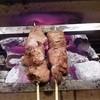 とり藤 - 料理写真:レバー塩焼き