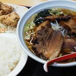 紅四季 - 叉焼麺
