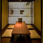 鳥どり - 掘り炬燵 半個室席