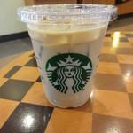 スターバックスコーヒー - ドリンク写真:スターバックスラテ アイス 380円