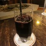 レストランバーラルコル - 蔵出し葡萄ジュース