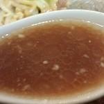 マッチョ  - スープ