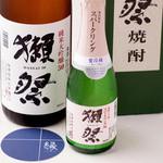 山田錦を限界まで削りあげた全国でも稀有な山口の地酒[獺祭コレクション]和食全般に合います