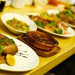 il piatto del giorno ~本日のメニュー~