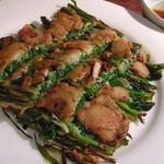 東洋食堂 百 - 海鮮チジミ