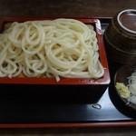 豊年屋 - もり うどん(550円)