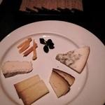 27261621 - フロマージュ(チーズ)の盛り合わせ
