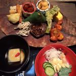 飛騨ともえホテル - 料理写真:飛騨郷土料理