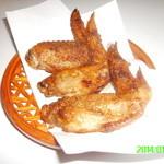 南方粽子 - 料理写真:特製ピリ辛手羽(孜然スパイスなどの味付け)