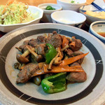 きの味 - 料理写真:健康セット