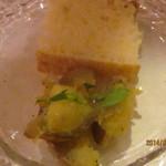 イタリア食堂USAGI - オイモ~☆