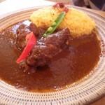 シットロト - 阿波尾鶏の辛口カリー