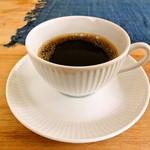 フク楼 - 挽きたてドリップコーヒー(オオヤコーヒー)
