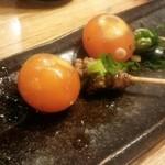 串焼き 猿 - 玉ひも