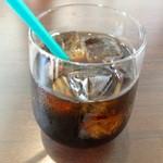 MK CAFE - アイスコーヒー(2014年5月来店)
