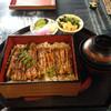 割烹 二葉 - 料理写真:鰻重のタレは多少クセが有り、万人向けではありません。この店の鰻重の味は好みによると思います。¥2,500でした。