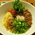 まるうま - 黒胡麻坦々麺