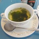 セーブル - コンソメカップスープ
