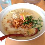 蔵出し味噌 麺場 田所商店 - 平日数量限定 京都の味噌ラーメン