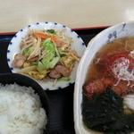 美食厨房まるよし - セット1000円