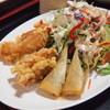 中華料理 DAIKEI - 料理写真:DAIKEIランチの揚げ物