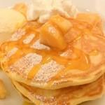ワンドリップ - マンゴーパンケーキ
