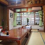 中華料理 DAIKEI - 田舎の親戚の家に来た感じ。