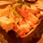 Yuimarushokudousangenchayaten - 豆腐チャンプル