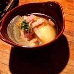 美浜 - 優しい味のお通しにほっこり(≧∇≦)
