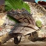梵亭 - 自家製しめ鯖の炙り