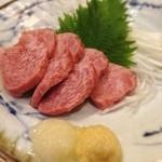 吉次 心斎橋店 - タン刺し☺︎