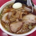 27284787 - 味玉チャーシュウ麺