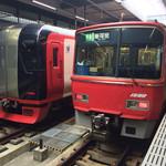 27286748 - 名鉄電車で移動なら何かと便利ですよ。