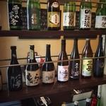 亜夢亭 - 日本酒、プレミアム焼酎が充実