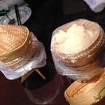 サワディー - ラオス料理ランチオフ会 おまけのタイ米
