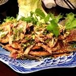 サワディー - ラオス料理ランチオフ会 仁魚
