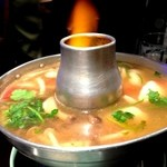 サワディー - ラオス料理ランチオフ会 スープ